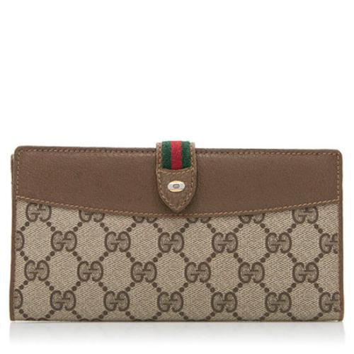 fd83a4a420a2 gucci bright micro guccissima gg logo patent leather zip wallet available  via PricePi.com. Shop the entire internet at PricePi.com with brown