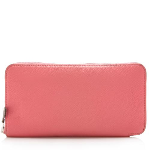 Hermes Epsom Long Azap Wallet