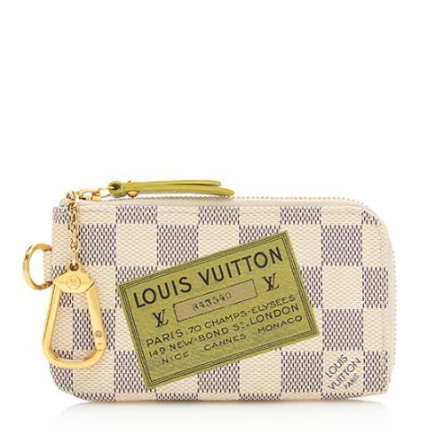 Louis Vuitton Damier Azur Complice Trunks & Bags Wallet