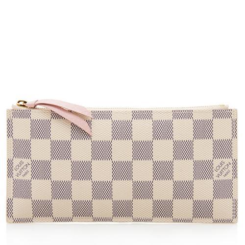 Louis Vuitton Damier Azur Felicie Insert