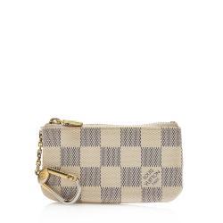 Louis Vuitton Damier Azur Key Pouch