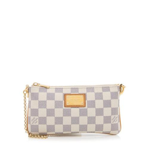 Louis Vuitton Damier Azur Milla MM Pochette