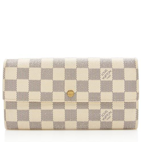Louis Vuitton Damier Azur Sarah Wallet - FINAL SALE