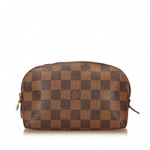 Louis Vuitton Damier Ebene Cosmetic Pouch - FINAL SALE