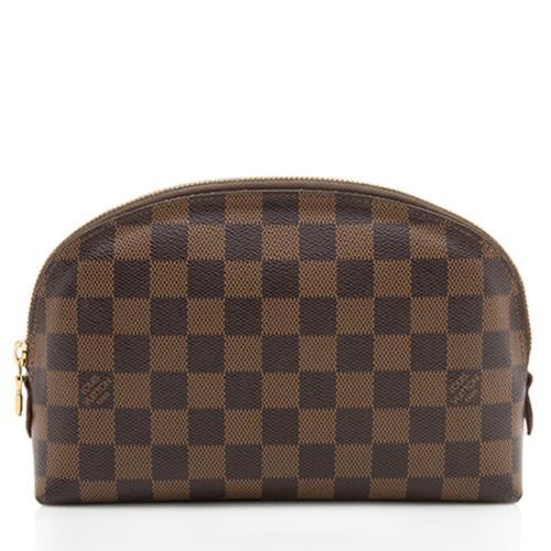 Louis Vuitton Damier Ebene GM Cosmetic Pouch