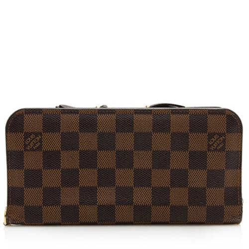 Louis Vuitton Damier Ebene Insolite Wallet - FINAL SALE