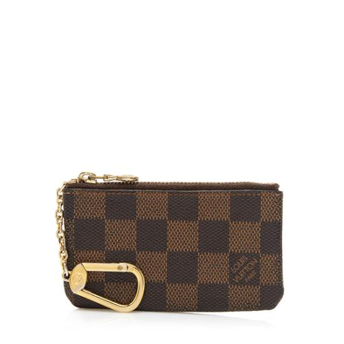 Louis Vuitton Damier Ebene Key Pouch