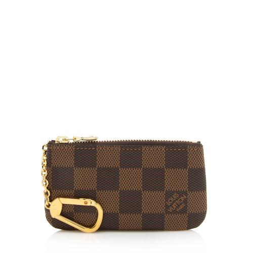 Louis Vuitton Damier Ebene Key Pouch