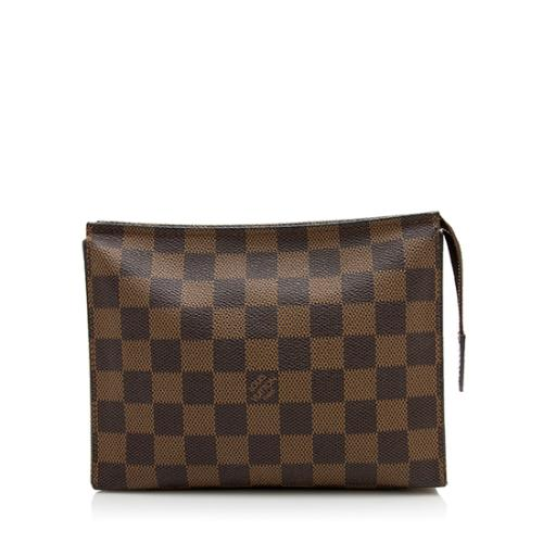 Louis Vuitton Damier Ebene Toiletry Pouch 19