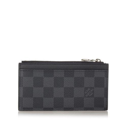 Louis Vuitton Damier Graphite Card Holder