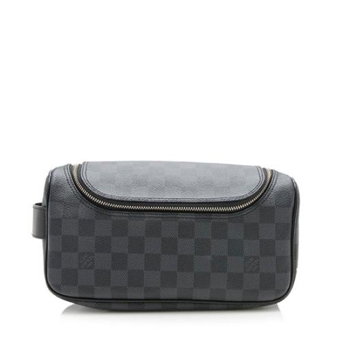Louis Vuitton Damier Graphite Toiletry Pouch