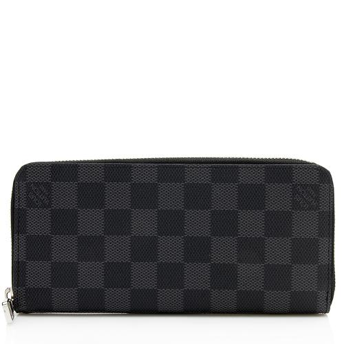 Louis Vuitton Damier Graphite Zippy Vertical Wallet