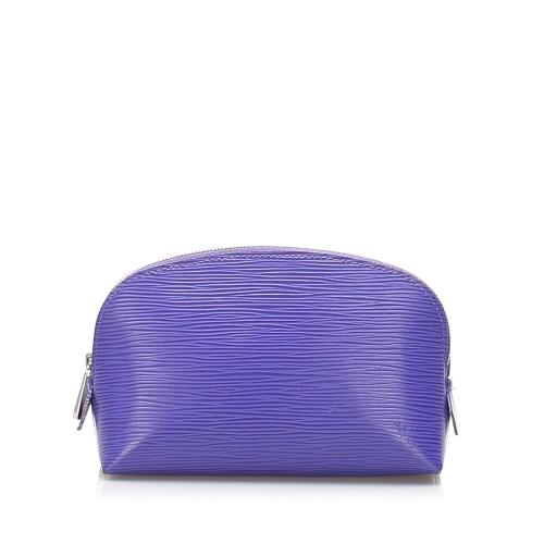 Louis Vuitton Electric Epi Cosmetic Pouch