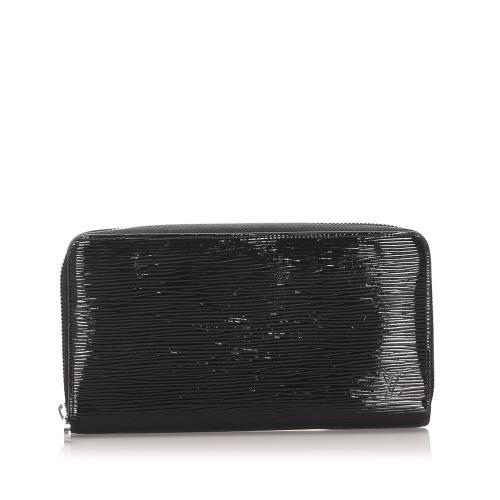 Louis Vuitton Electric Epi Zippy Wallet