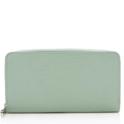 Louis Vuitton Epi Electric Leather Zippy Wallet