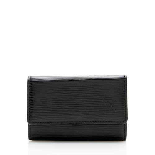 Louis Vuitton Epi Leather 6 Key Holder