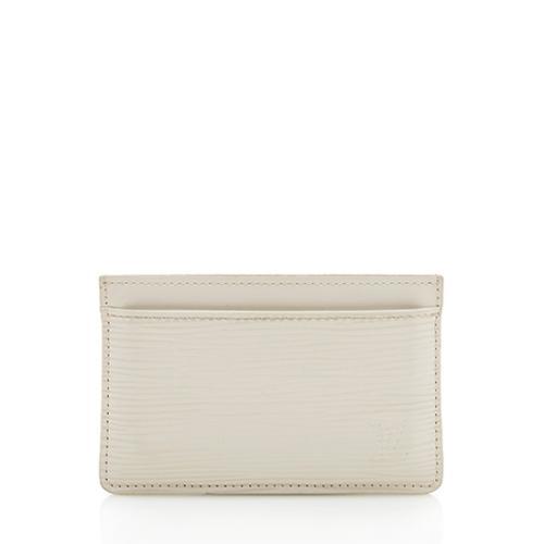 Louis Vuitton Epi Leather Card Case