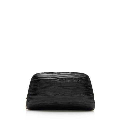 Louis Vuitton Epi Leather Dauphine Cosmetic Case