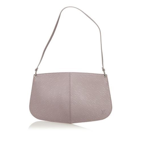 Louis Vuitton Epi Leather Demi Lune Pochette