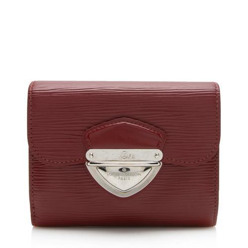 Louis Vuitton Epi Leather Joey Wallet