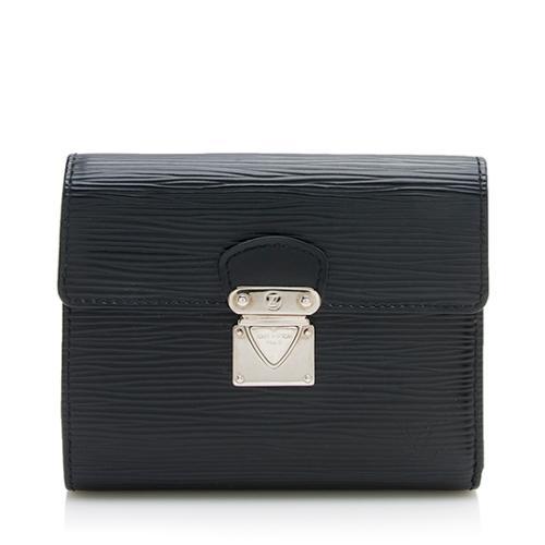 Louis Vuitton Epi Leather Koala Wallet