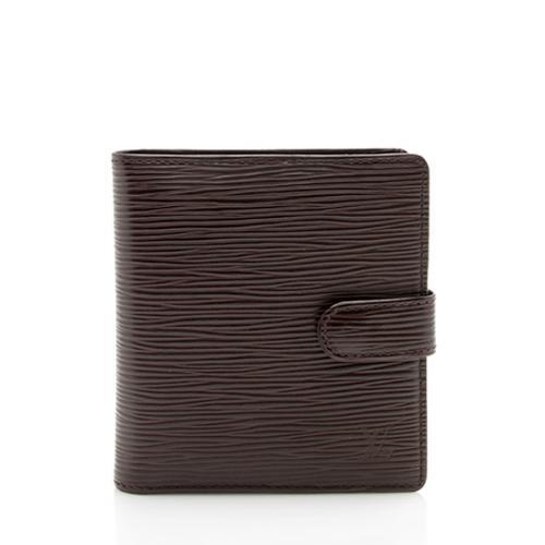 Louis Vuitton Epi Leather Porte Billets Wallet