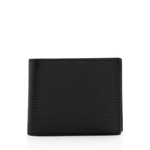 Louis Vuitton Epi Leather Portefeuille Marco Wallet NM