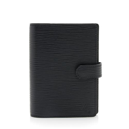 Louis Vuitton Epi Leather Small Agenda Cover