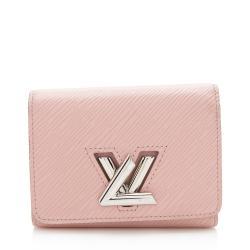 Louis Vuitton Epi Leather Twist Compact Wallet