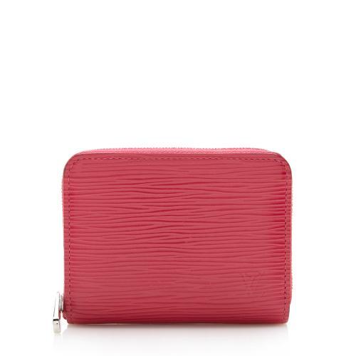 Louis Vuitton Epi Leather Zippy Coin Purse