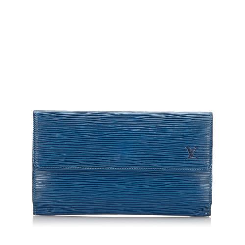Louis Vuitton Epi Porte Tresor International Wallet