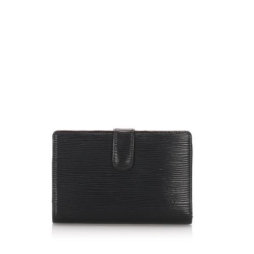 Louis Vuitton Epi Leather Viennois French Purse Wallet