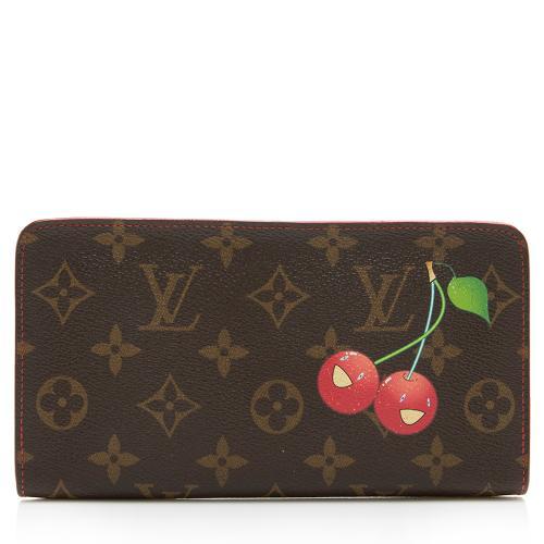 Louis Vuitton Limited Edition Cerises Zippy Wallet