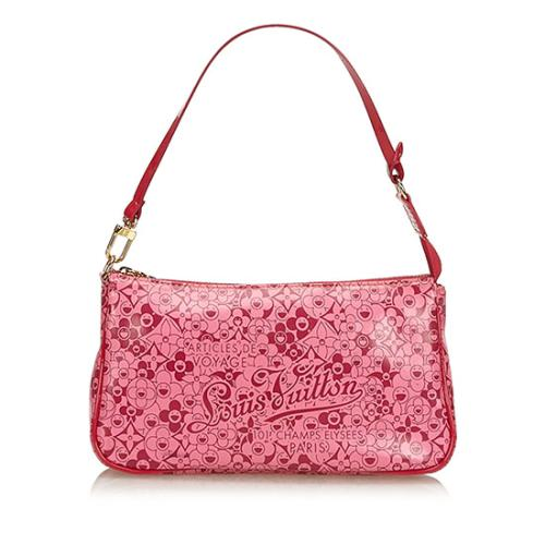 Louis Vuitton Limited Edition Cosmic Blossom Pochette - FINAL SALE