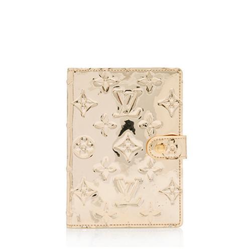 Louis Vuitton Limited Edition Miroir Small Agenda Cover