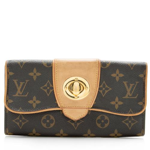 Louis Vuitton Monogram Canvas Boetie Wallet