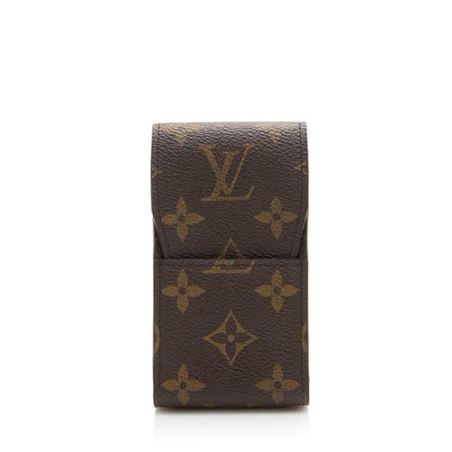 Louis Vuitton Monogram Canvas Cigarette Case