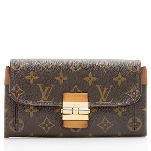 Louis Vuitton Monogram Canvas Elysee Wallet - FINAL SALE