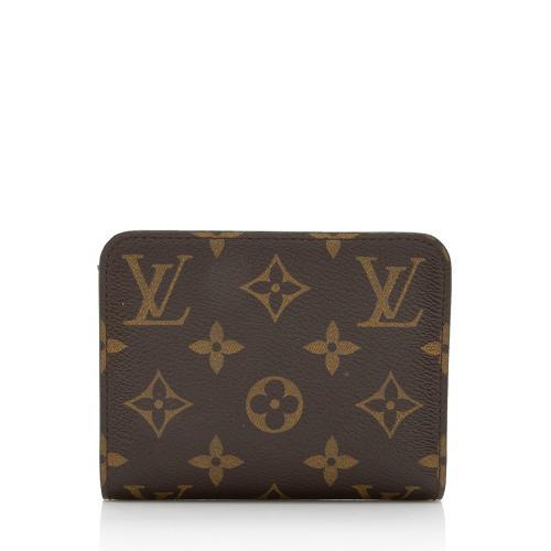 Louis Vuitton Monogram Canvas Insolite Coin Wallet