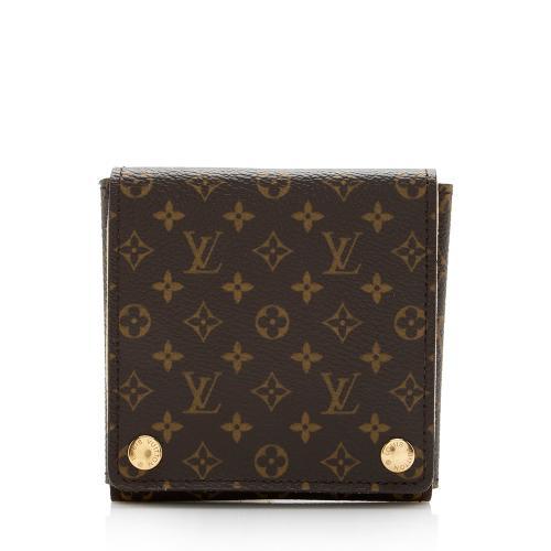 Louis Vuitton Monogram Canvas Jewelry Case