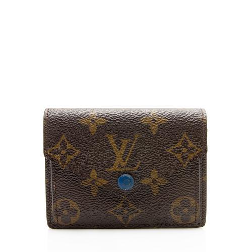 Louis Vuitton Monogram Canvas Marie Wallet