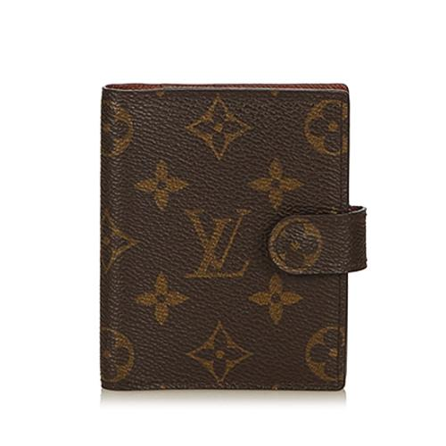 Louis Vuitton Monogram Canvas Mini Agenda Cover