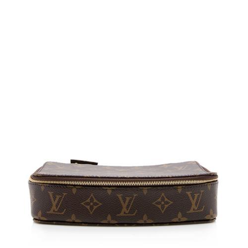 Louis Vuitton Monogram Canvas Monte Carlo Jewerly Box