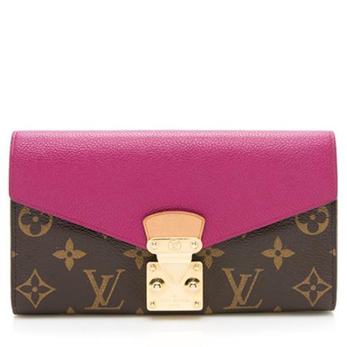 Louis Vuitton Monogram Canvas Pallas Wallet