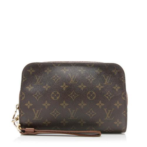 Louis Vuitton Monogram Canvas Pochette Orsay