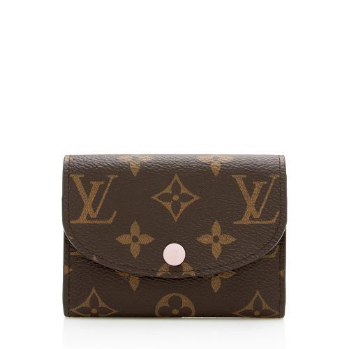 Louis Vuitton Monogram Canvas Rosalie Coin Purse