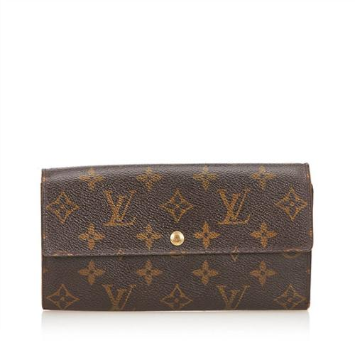 Louis Vuitton Monogram Canvas Sarah Wallet - FINAL SALE