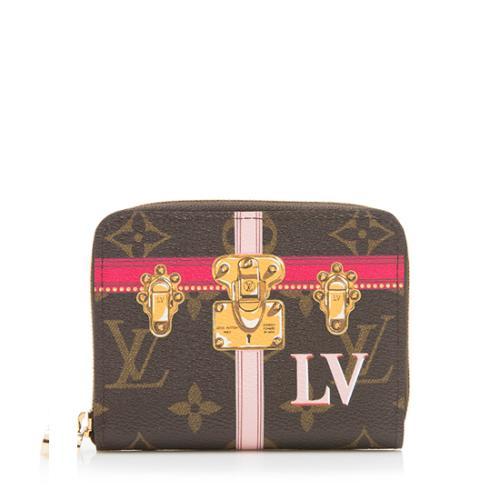48762111b44 Louis-Vuitton-Monogram-Canvas-Summer-Trunks-Zippy -Coin-Wallet 96390 front large 0.jpg