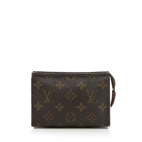 Louis Vuitton Monogram Canvas Toiletry Pouch 15