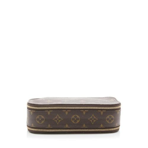 Louis Vuitton Monogram Canvas Trousse Blush GM Cosmetic Case